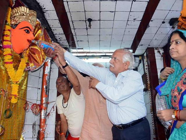 Simhastha fair,Chaitra Navratri Ashtami,Ujjain