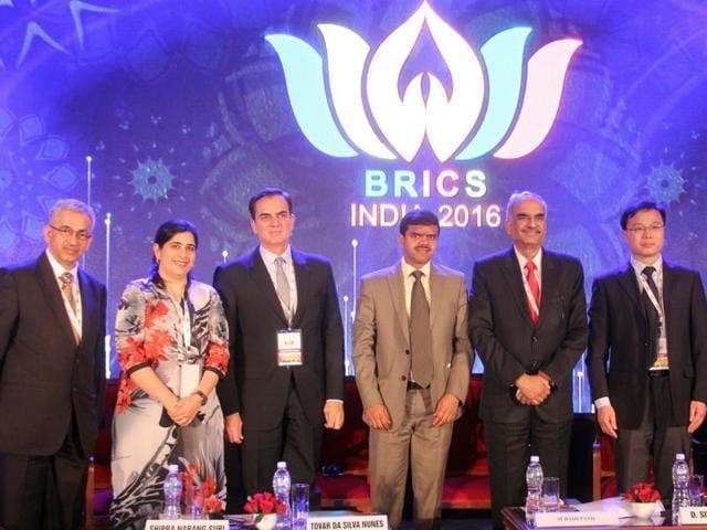 BRICS,BMC,Ajoy Mehta