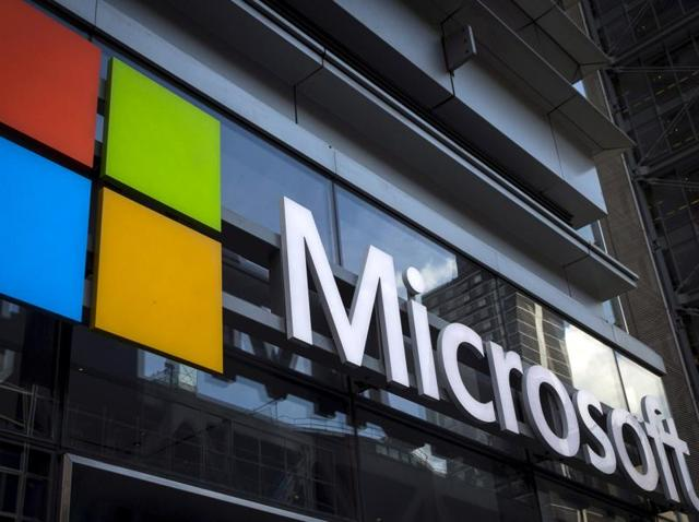Microsoft sues US government