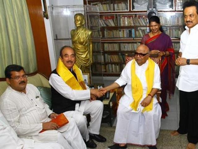 """PMK alleged on Friday that the DMK had """"copied"""" its election manifesto, charging the Karunanidhi-led party with """"literally lifting"""" many provisions from an earlier draft released last year."""