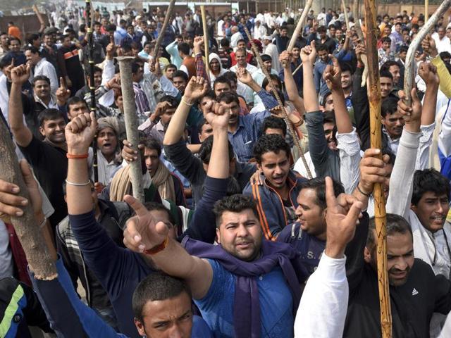 Jat reservation,haryana,special backward classes
