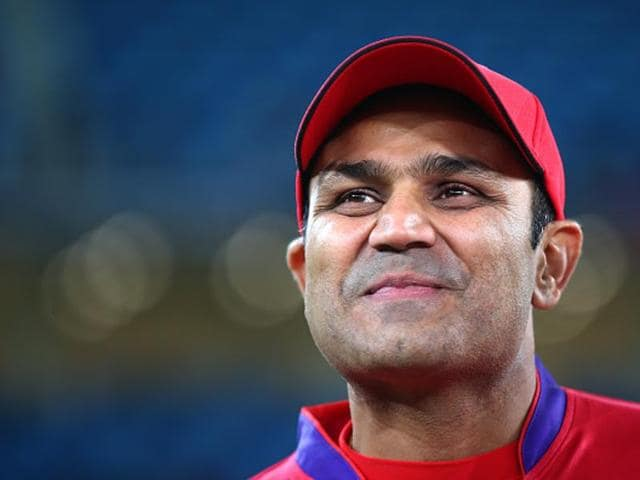 Cricketer Virender Sehwag talks about how much he enjoyed doing commentary at the recently concluded wt20 .