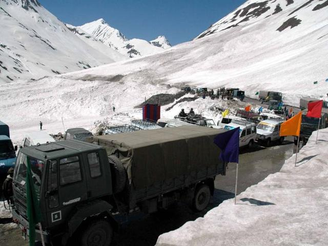 Home ministry,Ladakh,Line of Actual Control