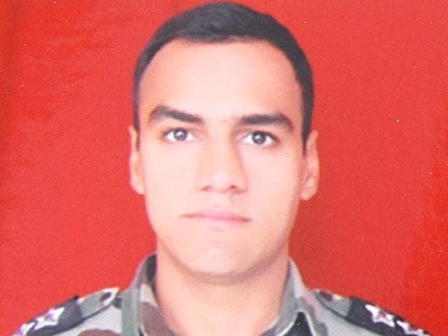 Major Amit Deswal
