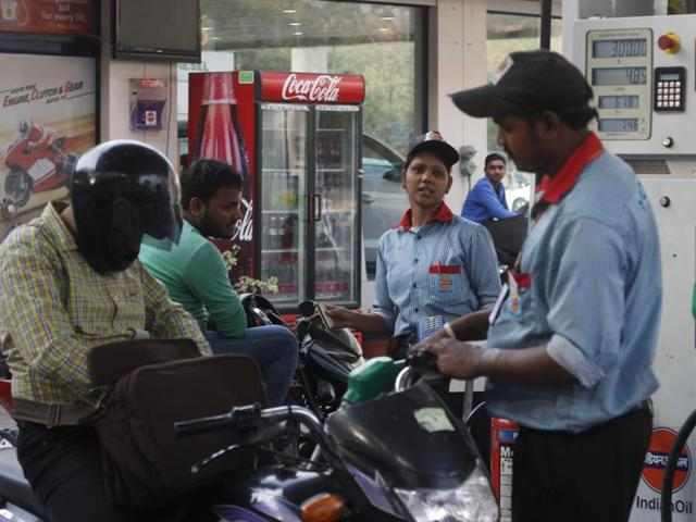 The reduction comes on back of two straight increases in petrol prices - Rs 3.07 a litre on March 17 and Rs 2.19 per litre on April 4.