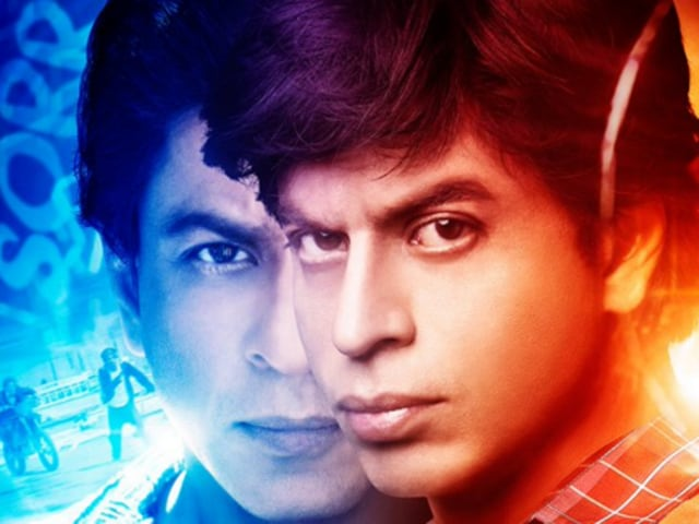 The man and his fan: Gaurav Channa in Fan is inspired by Shah Rukh Khan's real-life Fan.(YRF)