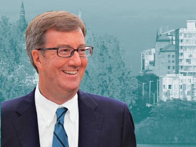 Ottawa mayor Jim Watson, who will arrive in India on Sunday for a five-day visit that will take him to New Delhi, Mumbai and Bengaluru.
