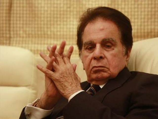 Dilip Kumar was admitted to Mumbai's Lilavati Hospital early on Saturday morning. He is suffering from respiratory problems.
