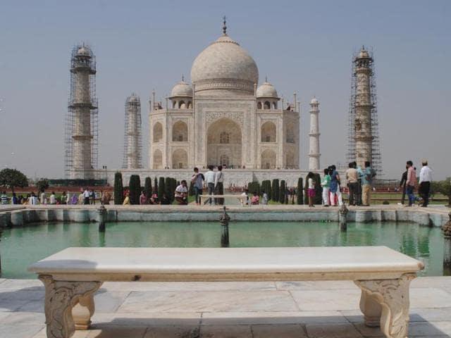 Prince William And Kate To Visit Taj Mahal Today India