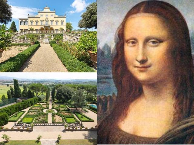 Mona Lisa,Mona Lisa Villa,Mona Lisa House