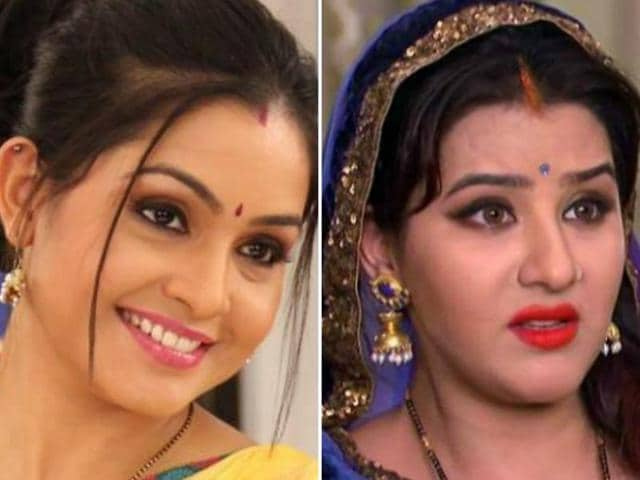 The producers had to replace Shilpa with Shubhangi because the former stopped shooting for the show, sabotaging their contract.