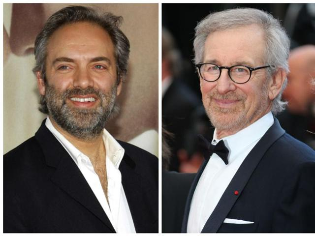 Sam Mendes previously worked with Steven Spielberg's Dreamworks with American Beauty.