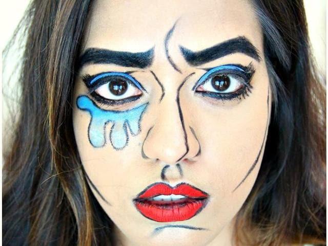 Pop Art,Snap Chat,Beauty