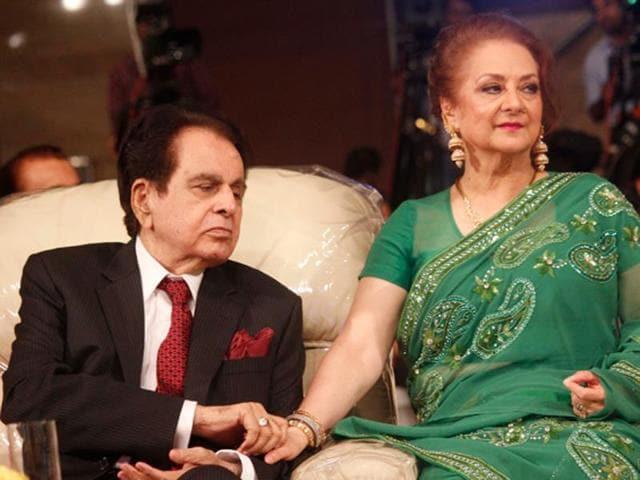 Saira Banu says Dilip Kumar recovering well, to be ...