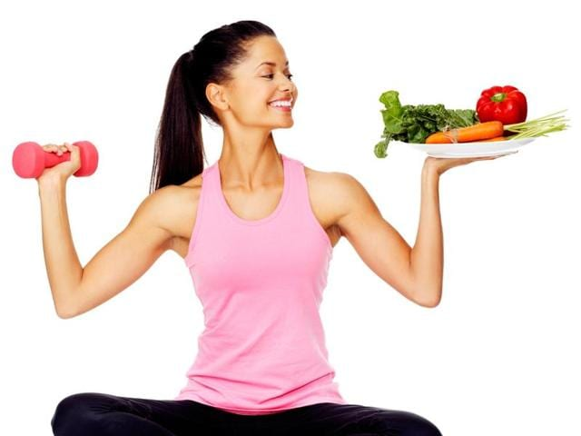 A study has found that exercising before a meal reduced calorie intake by a third.