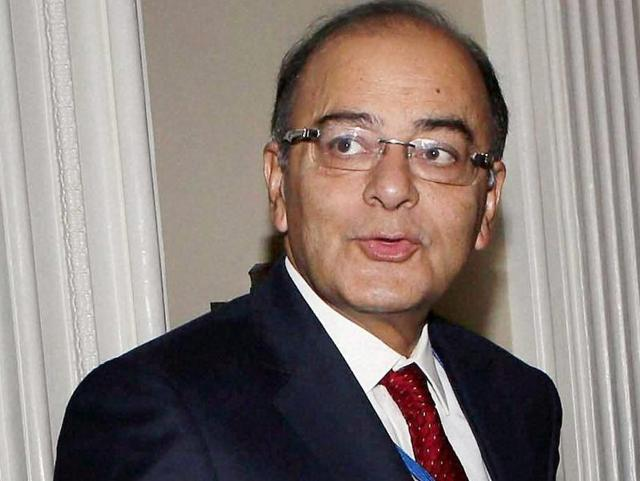 Finance minister Arun Jaitley was in Washington D.C for the International Monetary Fund 2016 Spring Summit on April 14. Reserve Bank of India governor, Raghuram Rajan was also present.