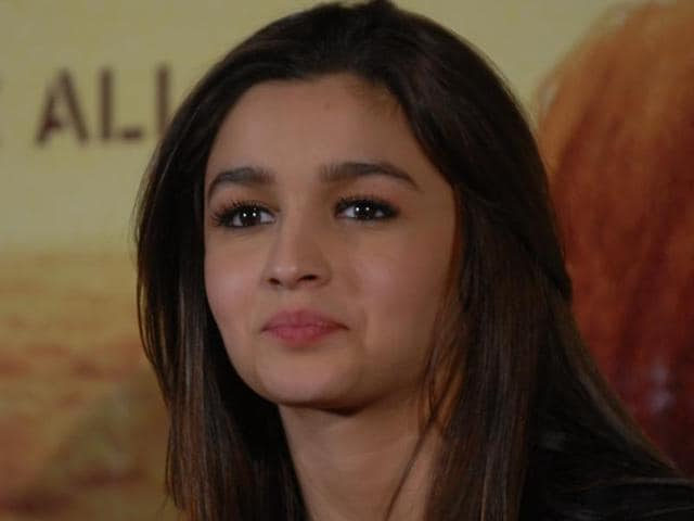 Alia Bhatt plays a migrant Bihari worker in Udta Punjab.