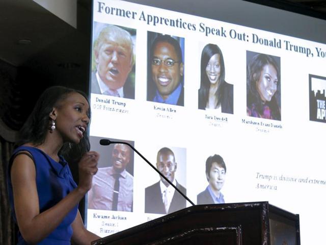 Donald Trump,Reality show,The Apprentice