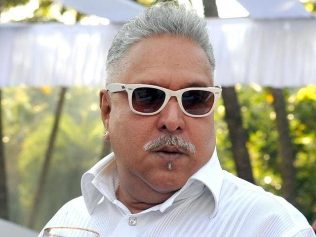 A file photo of liquor baron Vijay Mallya