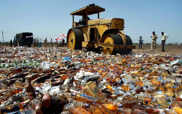 Alcohol prohibition,Prohibition,YC Pawar