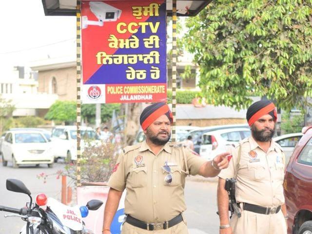 police,CCTV project,Jalandhar