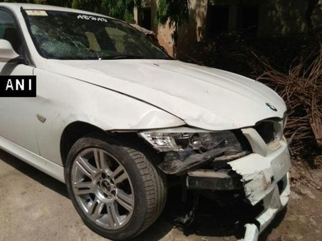 Noida BMW hit-and-run,Mercedes hit-and-run,Noida stadium