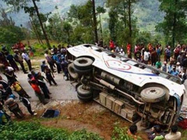 Odisha bus accidents,Deogarh,30 killed in bus accident