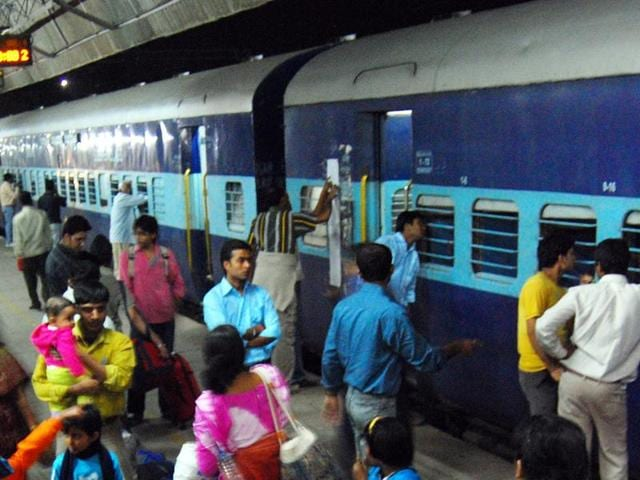 A team of 60-70 officials, including railway police force and government railway police, conducted the drive.