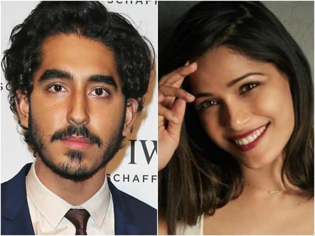 Dev Patel,Freida Pinto,Break Up