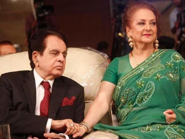 Dilip Kumar,Amitabh Bachchan,Saira Banu