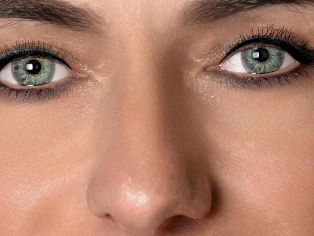 Lens,Retina,Contact glasses