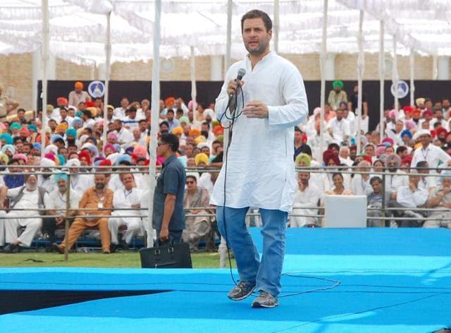 Rahul Gandhi,Narendra Modi,National Democratic Alliance