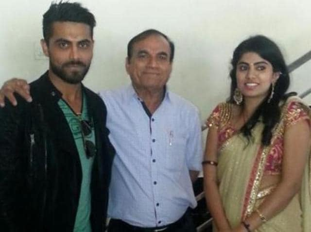 The ring ceremony of Jadeja and Solanki was held on February 5.