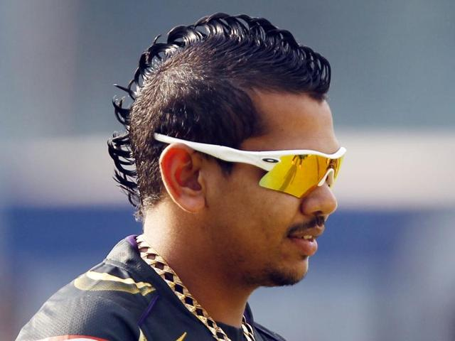 Sunil Narine conceded 26 runs off his four overs following his return to the IPL after remodelling his action.