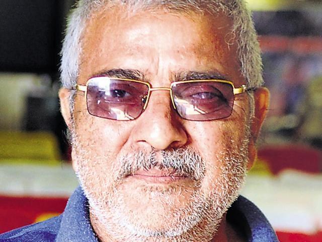 Lok Sabha member from Patiala Dr Dharamvira Gandhi