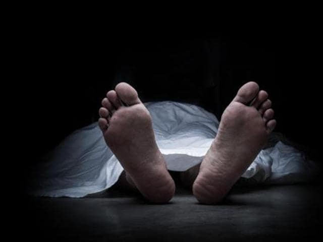 The victim, Kathiresan (55), an AIADMK member, was herding his cattle back to his house, along with his wife, when he waswaylaid and attacked by the gangon Saturday evening.