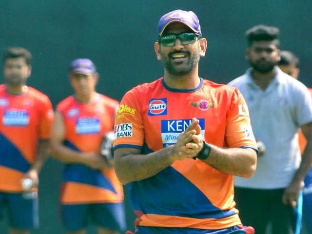 After Rising Pune's loss to Gujarat Lions, MSDhoni said he would review the team composition.