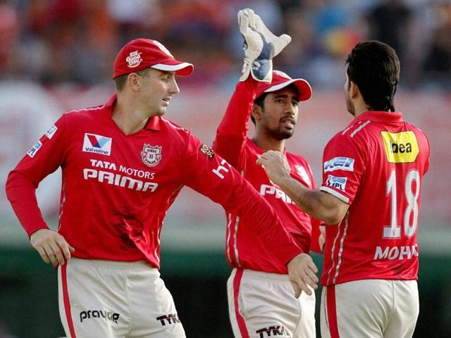 Kings XI Punjab,Rising Pune Supergiants,IPL 2016
