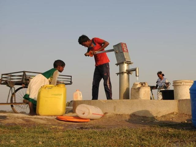 Borewells across Indore have dried up because its groundwater level has decreased by an average of 100 feet.