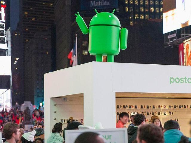 Android N,Android,Apple