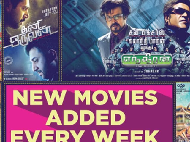 With over 150 plus hit HD Tamil movies, Fastfilmz offers unlimited downloads and has lowest data consumption, for as little as Rs 30 a month -- Re one a day