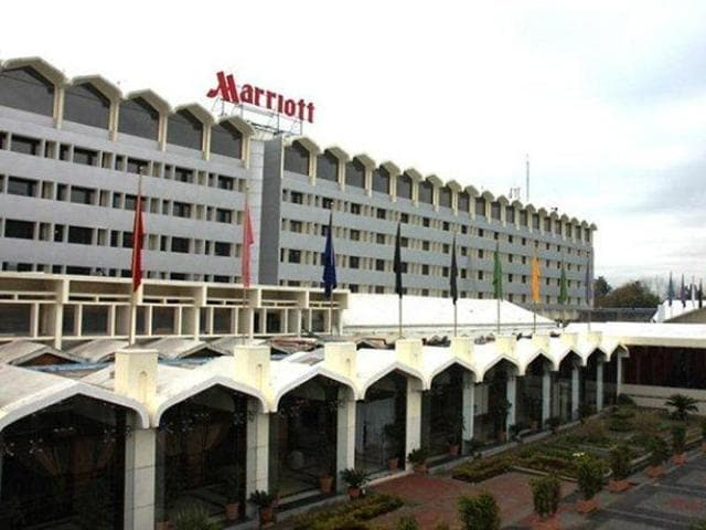 Avoid Marriott Islamabad hotel,Islamabad Marriott terror threat,Marriott hotel Islamabad