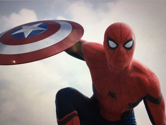 Hey everyone, Tom Holland seems really passionate about playing Spider-Man.