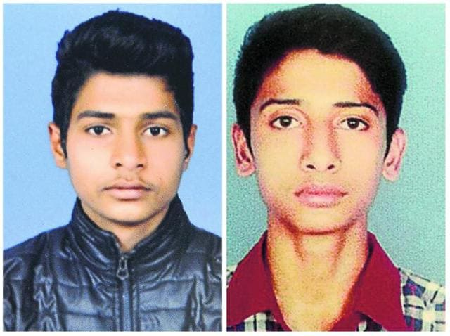 The bodies of the deceased — Robin Sharma (17), a Class 12 (non-medical) student at Kendriya Vidyalaya, Sector 31, Chandigarh, and Gaurav (16), a Class 12 (commerce) in Gyandeep Model Senior Secondary School, Sector 20, Chandigarh, are yet to be recovered.