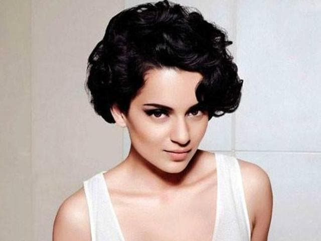 Hirani's film is a love story in which Kangana will be seen sharing screen with a known actor.