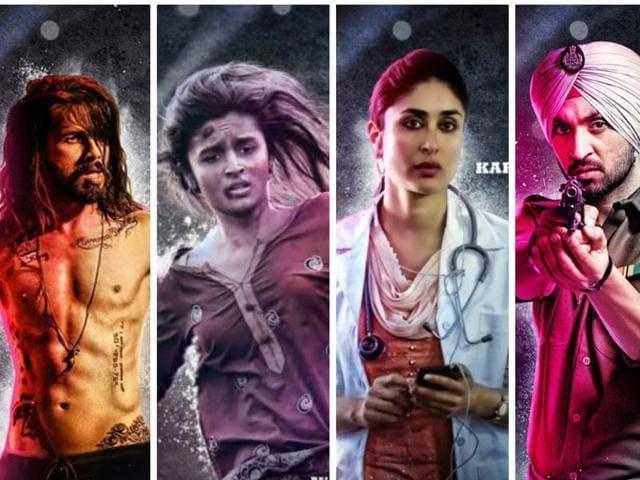 Udta Punjab,Udta Punjab Trailer,Shahid Kapoor