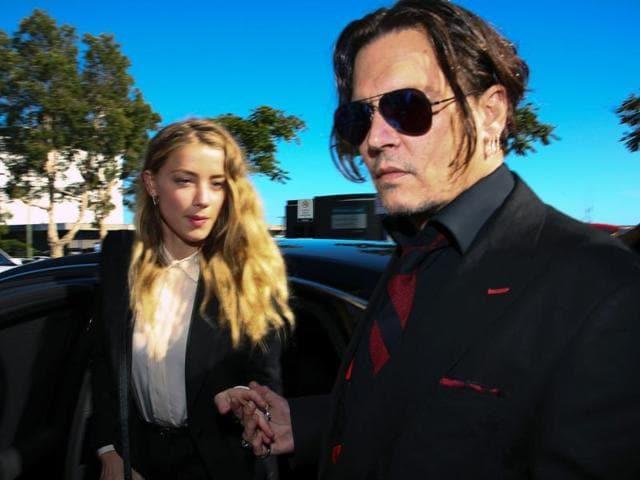 Johnny Depp,Amber Heard,Johhny Depp Amber Heard
