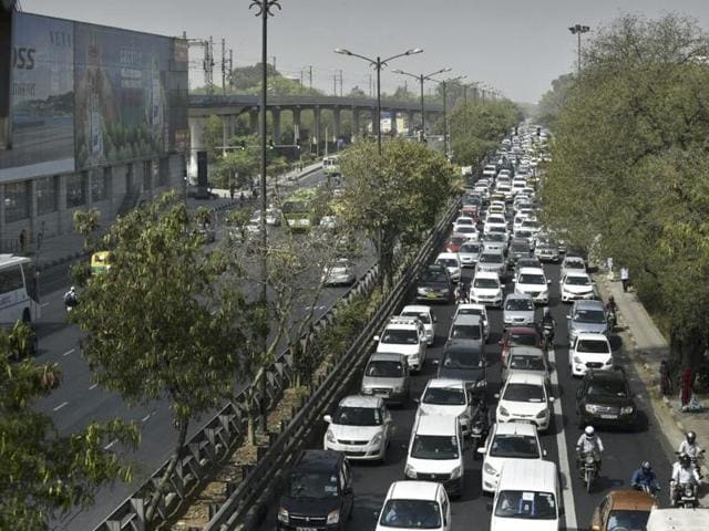 Odd-even in Delhi