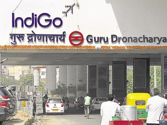 Gurgaon,Metro,DMRC