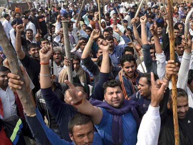 The reservation for Jats under OBC category for bank employees wont be applicable for those who got appointed as probationary officers or commenced training under the reserved category before the verdict was delivered., the  court ruled.